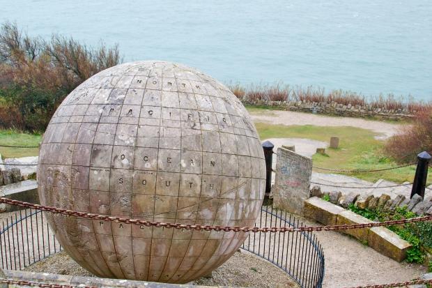 Durlston Globe