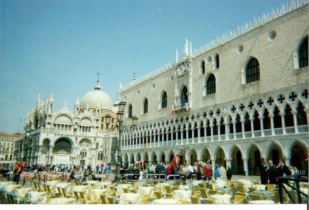 Piazza San Marco nooo