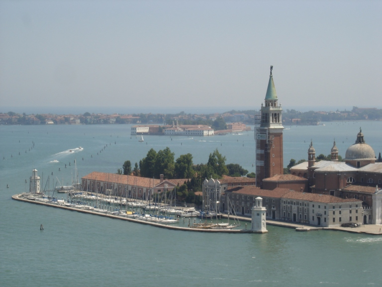Venice island view