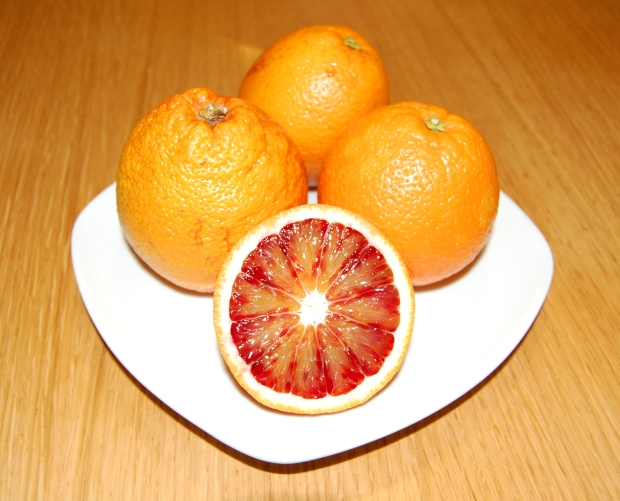 Image of blood oranges