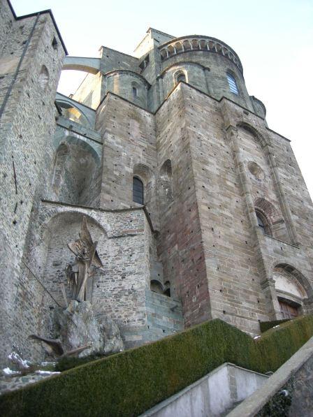 Sacra di San Michele monastery