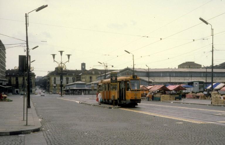 Piazza della Repubblica in Turin